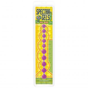 Jelly Anal Beads - Big Sex Toy Store